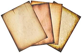 "Roylco R15286 Antique Paper, 8-3/4 x 11"" Size"