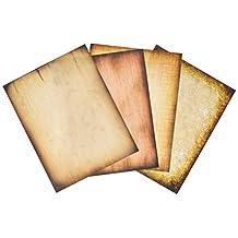 """Roylco R15286 Antique Paper, 8-3/4 x 11"""" Size"""