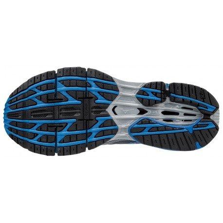 Mizuno Wave Prophecy, Scarpe da Corsa Uomo Dark Shadow / Blue