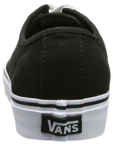 bianco Ferris s14 Men's Low Vans Black Nero YP77q