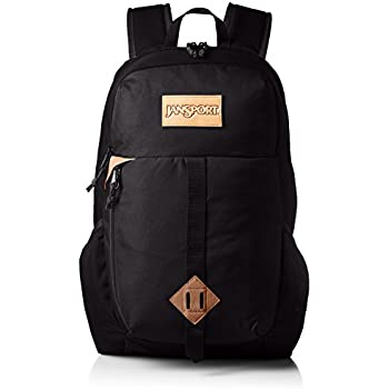 JanSport Hawk Ridge Laptop Backpack (Black)