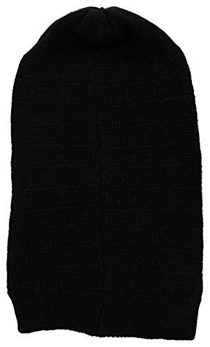 Zacharias Woolen Cap AASHIQUI 2 BLACK