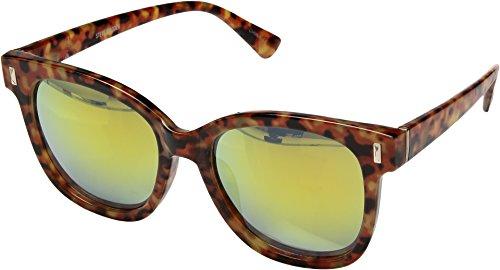 Steve Madden Women's Jill Tortoise Sunglasses