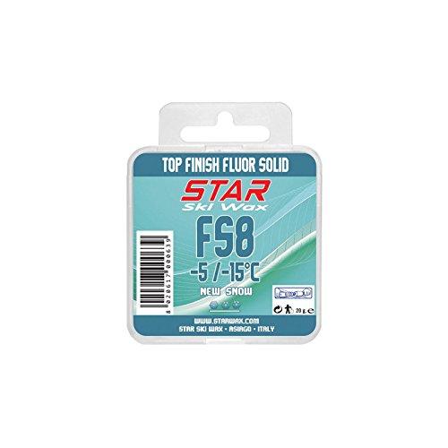 Star FS8 Fluorocarbon Solid Ski Wax by Star
