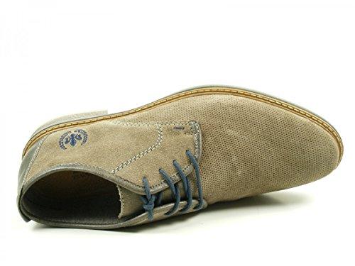 Rieker B3838 Zapatillas para hombre Grau