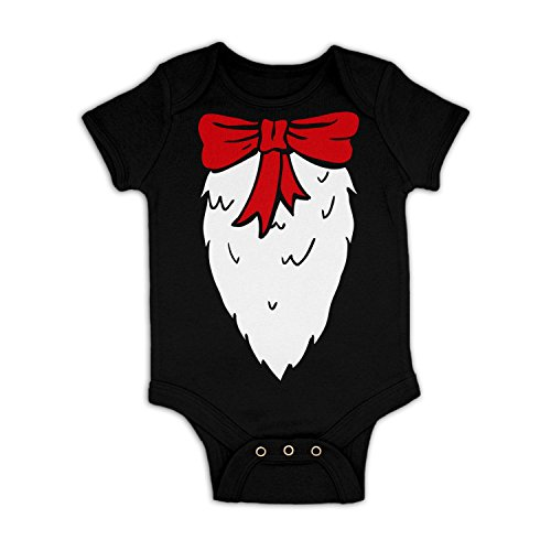 Cat In The Hat Costume Baby Grow - Black 12 - 18 Months (Cat In The Hat Toddler Shirt)
