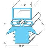 """Traulsen 27564 Door Gasket 21-5/8"""" X 59-5/8"""" Rubber"""