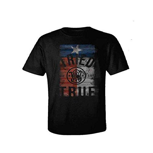 free shipping Men's Smith & Wesson Tried and True Texas Tee
