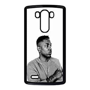 Kendrick Lamar HipHop Singer LG G3 Cell Phone Case Black DIY present pjz003_6468984