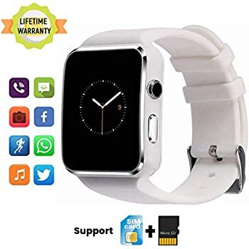 Amazon.com: ANCwear Bluetooth Smart Watch WristWatch U8 ...