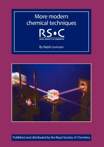 More Modern Chemical Techniques: RSC