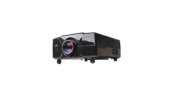 Amazon.com: FastFox HD Projector Full Color 720P 2200 Lumens ...