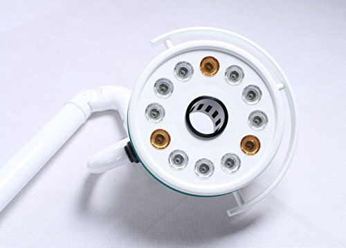 36 W Shadowless Exam Wall Hanging Light Medical Exam Lamp Surgical Examination Light CE FDA US Stock by U.S. Solid (Image #1)