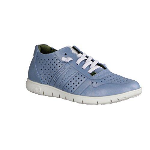 Slowwalk Morvi Sneaker blau