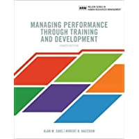 Managing Performance through Training and Development