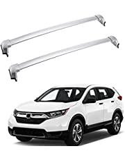 MOFANS Cross Bars Roof Rack Fit for Compatible with Honda CRV 2017 2018 2019 2020 2021 Crossbars Baggage Cargo Luggage Rail