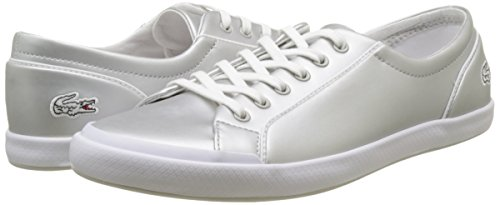 Mujer Lt 117 Gry Lancelle 6 Gris Lacoste 2 lt Entrenadores Eye Bajos Caw Gry Para wFZxpPaq