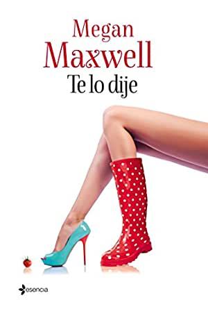 Te lo dije eBook: Maxwell, Megan: Amazon.es: Tienda Kindle