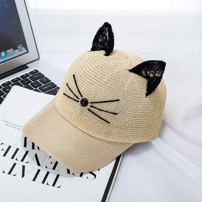 Amazon.com: Funnmart New Sequined Baseball Caps Paillette Bling Shiny Mesh Cat Cartoon Beautiful Adjustable Female Girl Hat Gorras Bone: Kitchen & Dining