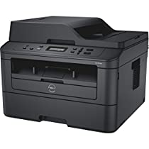 Dell E514DW Laser Multifunction Printer - Monochrome - Plain Paper Print - Desktop