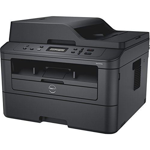 Dell E514dw Wireless Monochrome Laser Multifunction Printer, Copier, Scanner by Dell