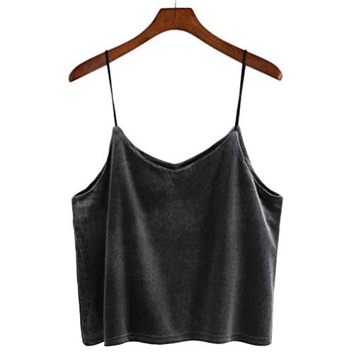 VENMO - Chaleco - Sin mangas - para mujer gris
