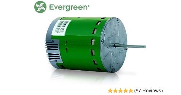 evergreen wiring diagram explained wiring diagrams rh dmdelectro co Genteq Capacitor Genteq Motor Wiring Diagram