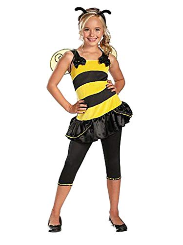 Totally Ghoul Bumblebee Teen Girl Halloween Costume