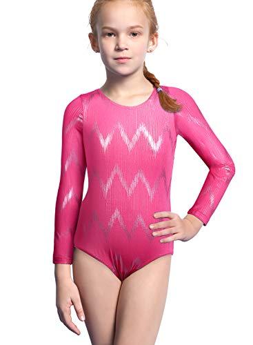 082ba625e Gymnastics Long Sleeve Leotard - Trainers4Me