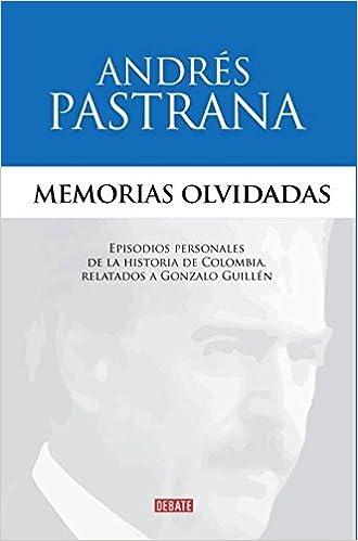 Memorias olvidadas (Spanish Edition)