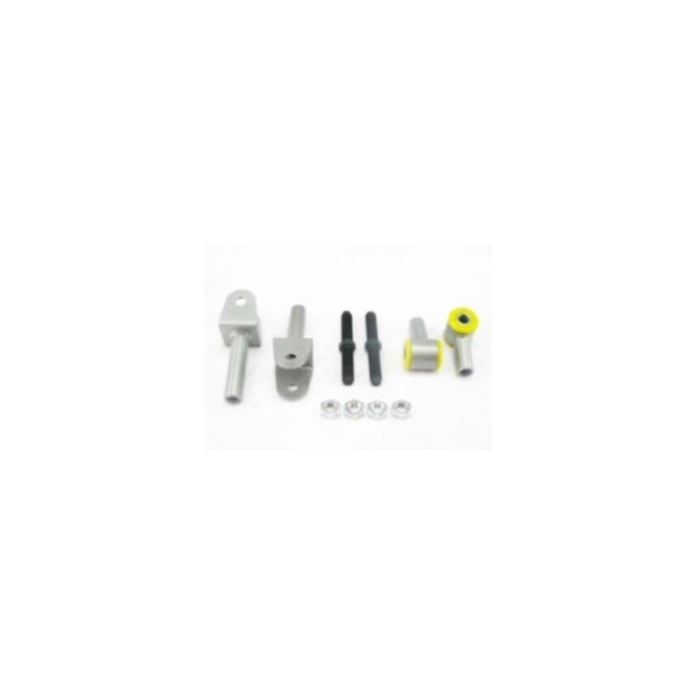 Whiteline 89-98 Nissan 240SX S13 And S14 / 90-96 Nissan 300zx Z32 Rear adjustable upper radius arm kit (kta117)