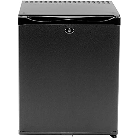 SMAD Single Door Compact Refrigerator With Lock 12V 110V 30L 40L Two Type Door