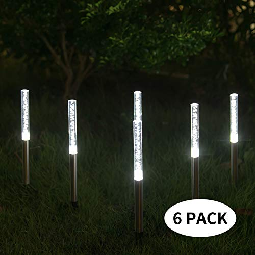 Crystal Bubble Solar Powered Garden Lights
