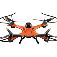 RC Quadcopter, Gotd A8 4CH 6-Axis Gyro 0.3MP Camera RC Quadcopter 360° Flips Aircraft Drone Toy, Orange