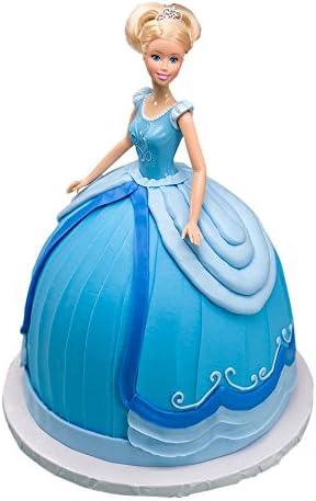 Marvelous Amazon Com Decopac Disney Princess Doll Signature Cake Decoset Birthday Cards Printable Inklcafe Filternl