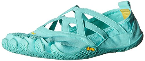 (Vibram Women's Alitza Loop Fitness/Yoga Shoe, Mint, 36 EU/6 M US)