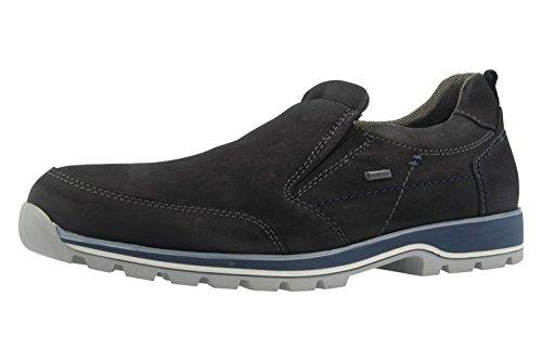 FRETZ MEN - Herren Slipper - Walk - Schwarz Schuhe in Übergrößen