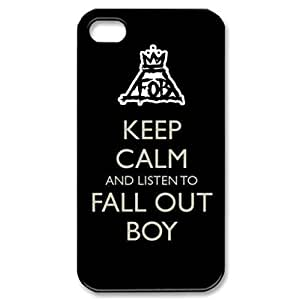 Fall Out Boy Image Protective iphone 6 plus Case Cover Hard Plastic Case For iphone 6 plus