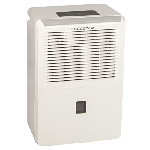 Price comparison product image EdgeStar 70 Pint Portable Dehumidifier - White