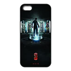Iron Man 3 Poster iPhone 4 4s Cell Phone Case Black Protect your phone BVS_680596