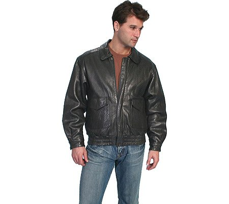 aba36715a Scully Men's Rugged Lambskin Leather Jacket - 907-73