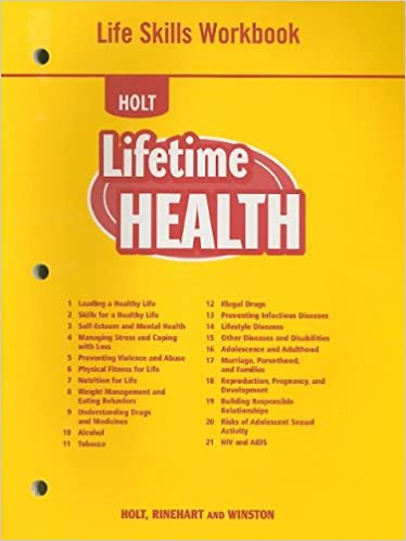 Lifetime health life skills workbook rinehart and winston holt lifetime health life skills workbook 1st edition fandeluxe Choice Image