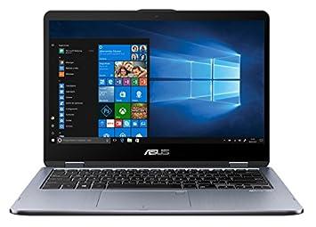 """ASUS VivoBook Flip TP410UA-EC235T - Ordenador portátil de 14.0"""" Full HD (Intel"""