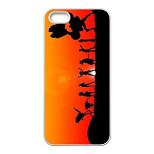 iPhone 4 4s Cell Phone Case White One Piece Film Z txwp