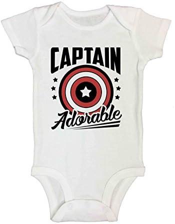 Super Neworn Bodysuit Captain Adorable product image