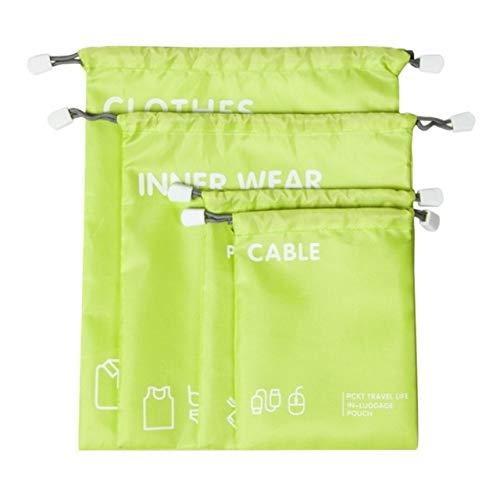 d13a4bde481cb Amazon.com: Waterproof Travel Drawstring Dry Storage Bag Shoe ...