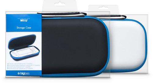 Wii U - GamePad Storage Case (Black/White)