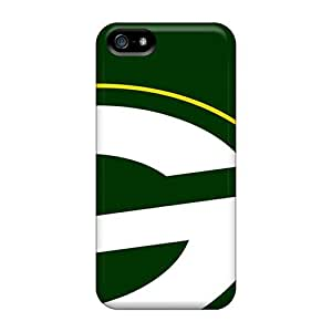 Defender Cases Case For Sam Sung Galaxy S4 I9500 Cover , Green Bay Packers Pattern Black Friday
