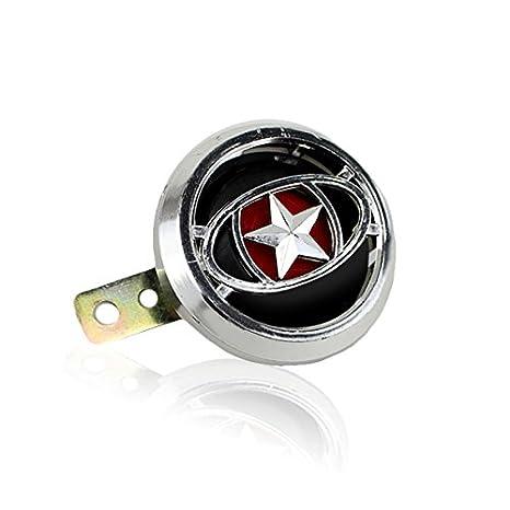GOZAR 12V 48V 60V Moto Triciclo Altoparlante Conversione Campanello Elettrico Treble Ultra Sound Horn 004