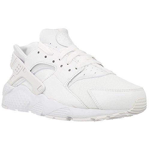 Nike - Huarache Run GS - 654275110 - Color: White - Size: 5.5